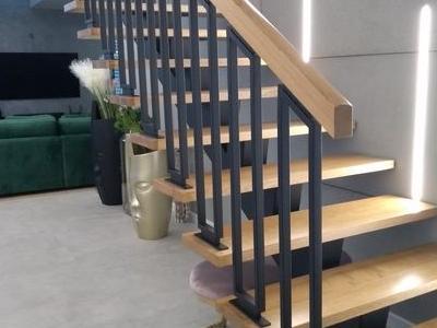 schody konstrukcja metalowa 2