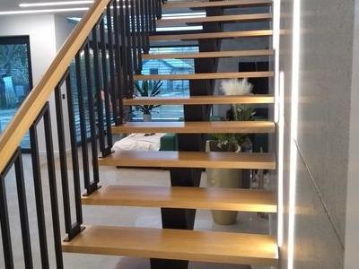schody konstrukcja metalowa 4