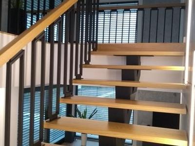 schody konstrukcja metalowa 5
