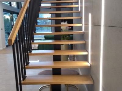 schody konstrukcja metalowa 6
